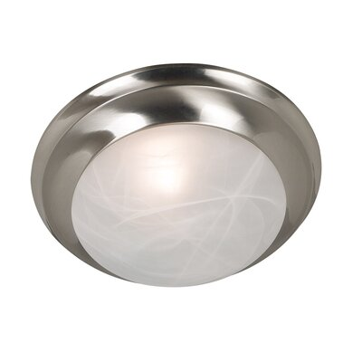 Kenroy Home Dickens 1 Light Flush Mount