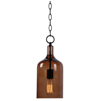 Capri 1 Light Mini Pendant