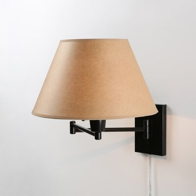 Simplicity Swing Arm Wall Lamp