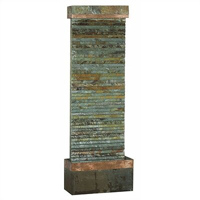 Kenroy Home Castle Rock Slate Horizontal Floor Fountain