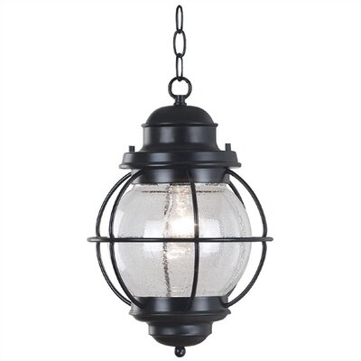 Kenroy Home Hatteras 1 Light Hanging Lantern