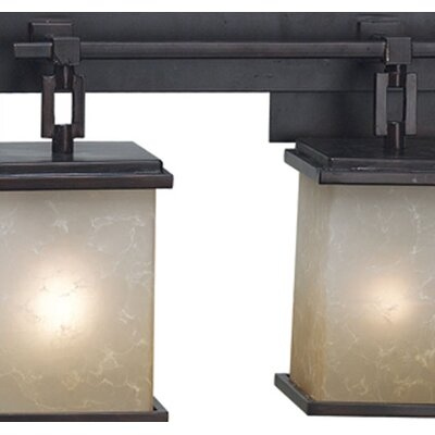 Kenroy Home Plateau 3 Light Vanity Light