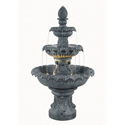 Kenroy Home Costa Brava Floor Fountain