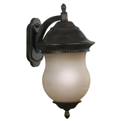 Kenroy Home Repartee Outdoor Wall Lantern