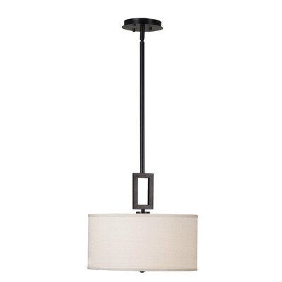 Endicott 1 Light Drum Pendant