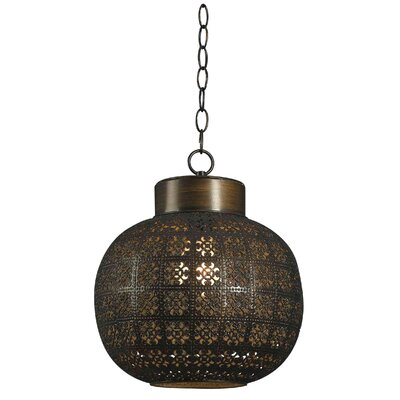Wildon Home ® Hatchville 1 Light Mini Pendant