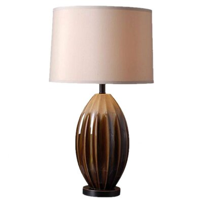 <strong>Kenroy Home</strong> Cocoon 1 Light Table Lamp
