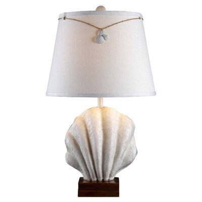 <strong>Kenroy Home</strong> Islander 1 Light Table Lamp