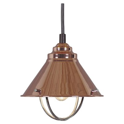 <strong>Kenroy Home</strong> Harbour 1 Light Mini Pendant