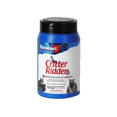 Woodstream Critter Rider Granular