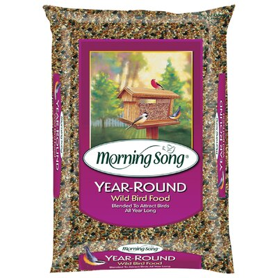 Scotts 40 lbs Morningsong Year Around Wild Bird Food