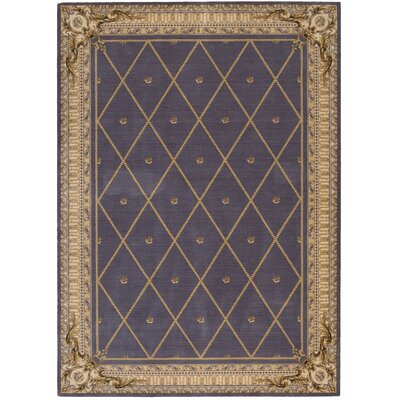 Nourison Ashton House Blue Rug