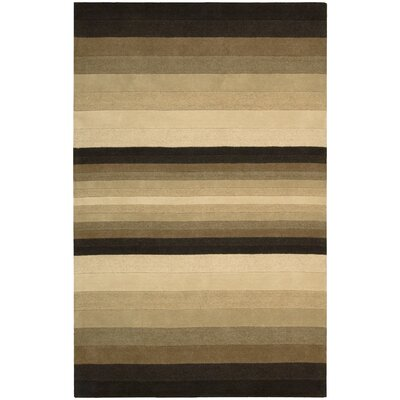 India House Brown/Tan Rug
