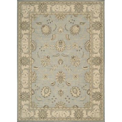 Persian Empire Aqua Rug