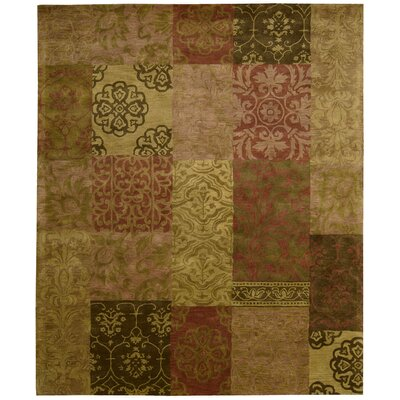 Jaipur Green Multi Rug
