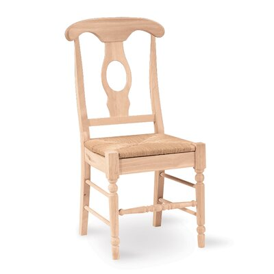 International Concepts Empire Side Chair (Set of  2)