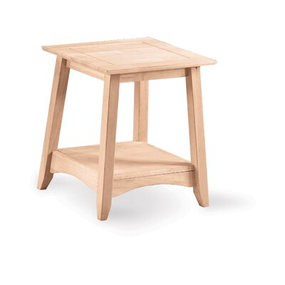 International Concepts Bombay End Table