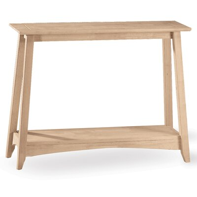 International Concepts Bombay Console Table