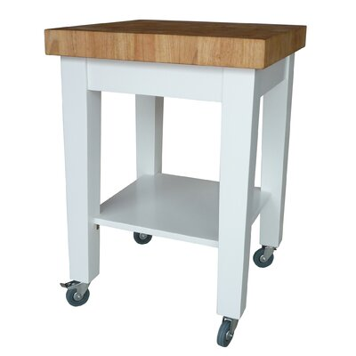 Dining Essentials Kitchen Cart
