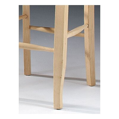 "International Concepts 30"" Double ""X"" Stool"