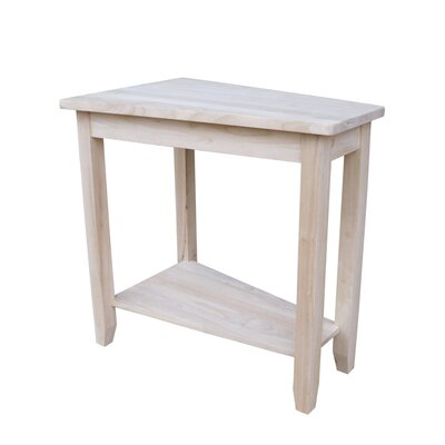 International Concepts Keystone End Table