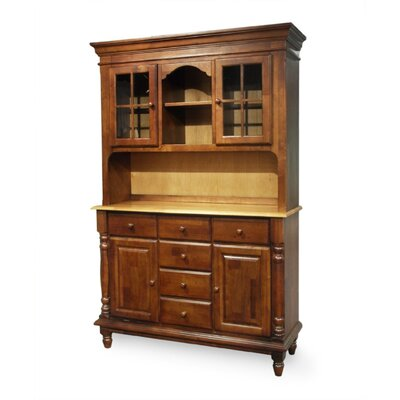 International Concepts Madison Park China Cabinet