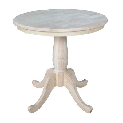 <strong>International Concepts</strong> Pedestal Dining Table