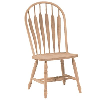 International Concepts Madison Park Windsor Side Chair