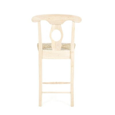"International Concepts 24"" Empire Stool"
