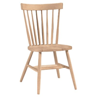 International Concepts Copenhagen Arrowback Side Chair