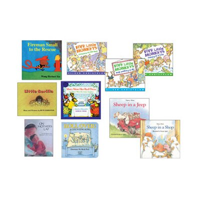 Houghton Mifflin Best-selling Board Books (Set of 10)