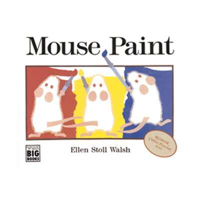 Houghton Mifflin Mouse Paint