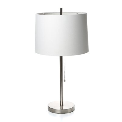 "Fangio Lighting 26"" H Modern Table Lamp"