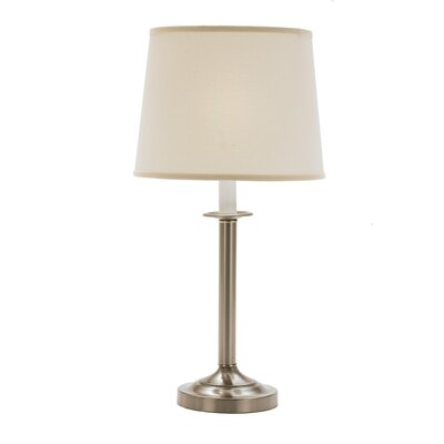 Fangio Lighting Table Lamp with Hardback Shade