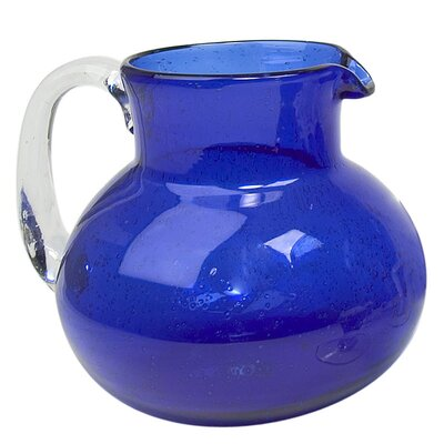 Iris Pitcher in Cobalt Blue