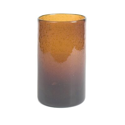 Iris Highball Glass in Brown (Set of 4)