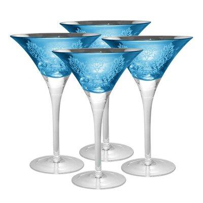 Artland Brocade Martini Glass