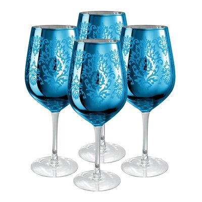 Brocade Goblet (Set of 4)