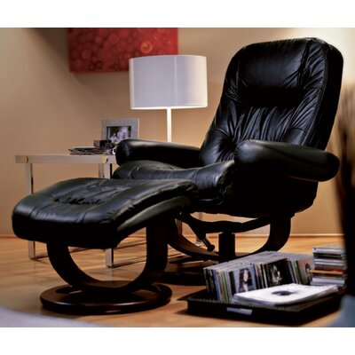 Lane Furniture Andre Essentials Leather Ergonomic Recliner