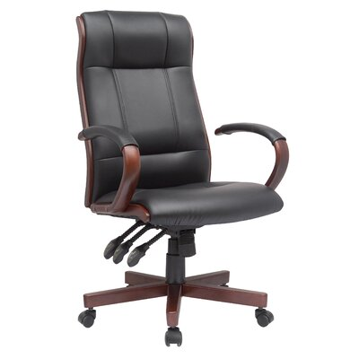 Comfort Products Affinity Ergonomic Executive Leather Chair
