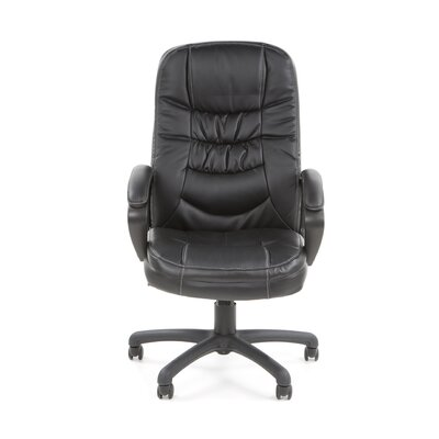 Comfort Products High-Back Soft Leather Executive Chair