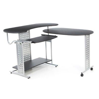 Comfort Products Regallo Expandable 'L' Computer Desk