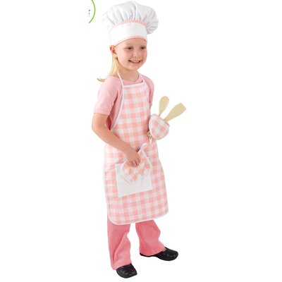 KidKraft 6 Piece Tasty Treats Chef Accessory Set