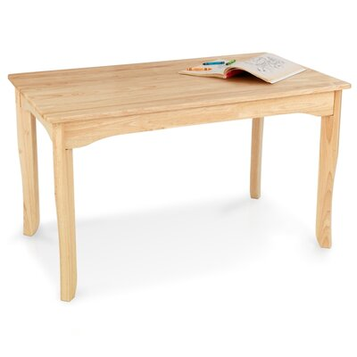 Long Oslo Kids Writing Table