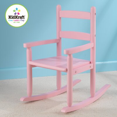 Personalized Rocking Kid's Chair