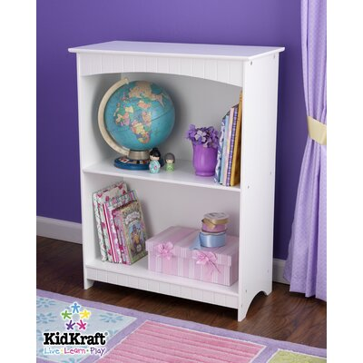 "KidKraft 32"" H Nantucket Bookcase"