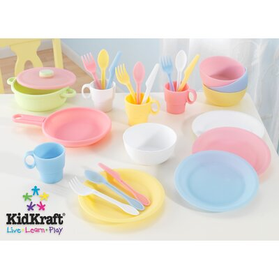 KidKraft 27 Piece Kitchen Playset