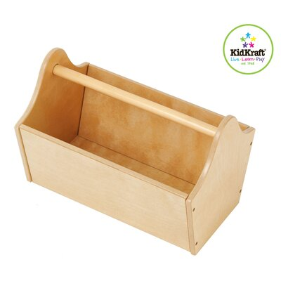 Toy Box Caddy in Natural