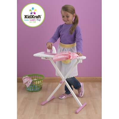 KidKraft Tiffany Bow Doll Ironing Board
