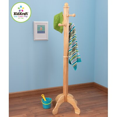 KidKraft Personalized Deluxe Coat Rack